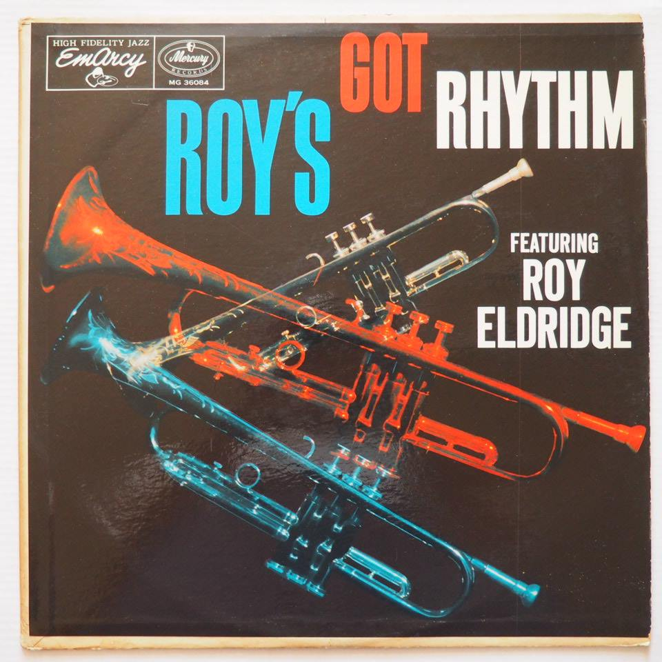 roy eldridge - roy's got rhythm 36084