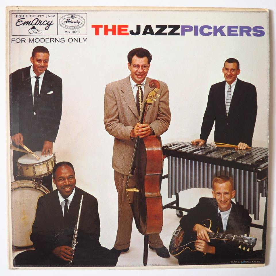 jazz pickers emarcy 36111