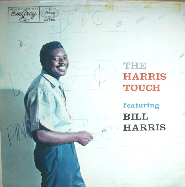 bill harris - the harris touch