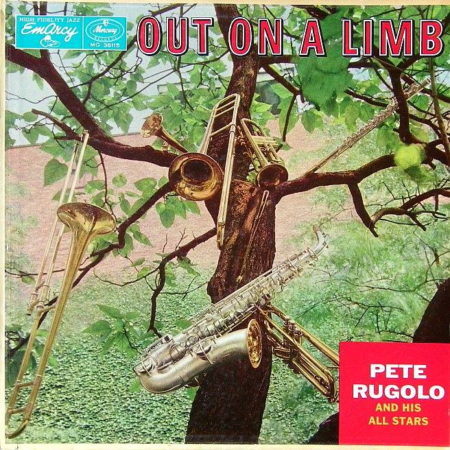 pete rugolo - out on a limb 36115