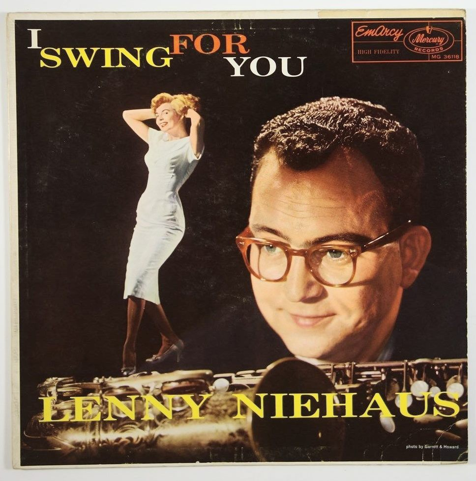 lennie hiehaus - i swing for you