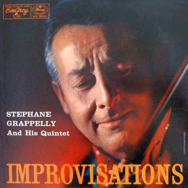 stephane grappelly - improvisations 36120