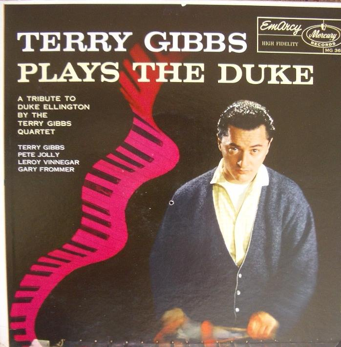 terry gibbs - plays the duke 36128