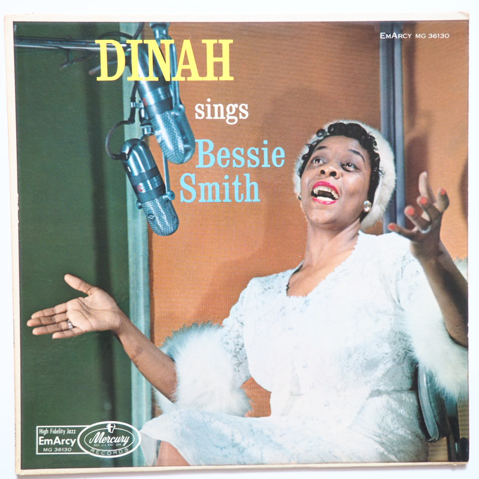 dinah washington - sings bessie smith 36130