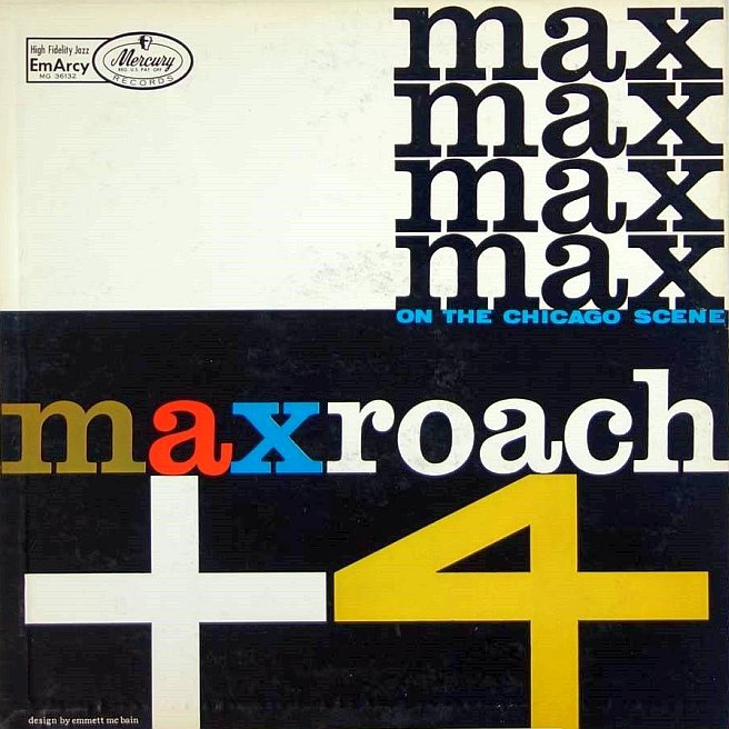 max roach - on the chicago jazz scene 36132