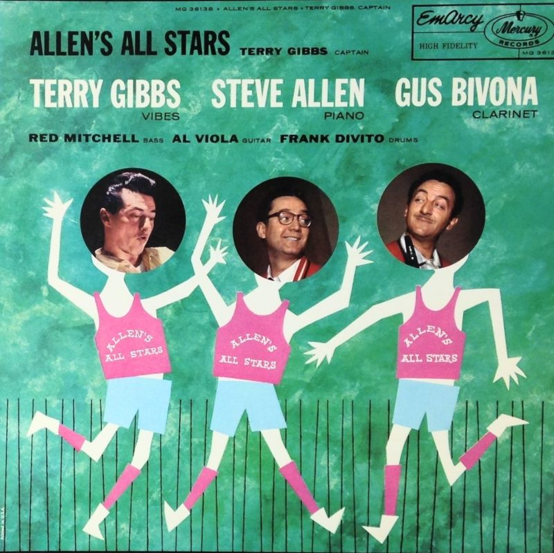terry gibbs red mitchell gus bivona 36138