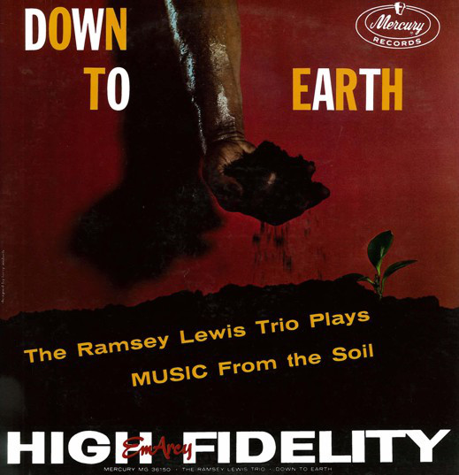 ramsey lewis - down to earth 36150