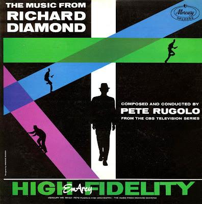 pete rugolo music from diamond 36162