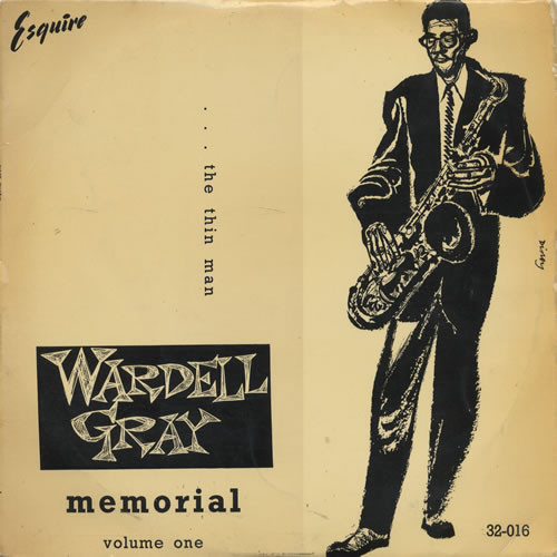 wardell gray - memorial esquire 32-016