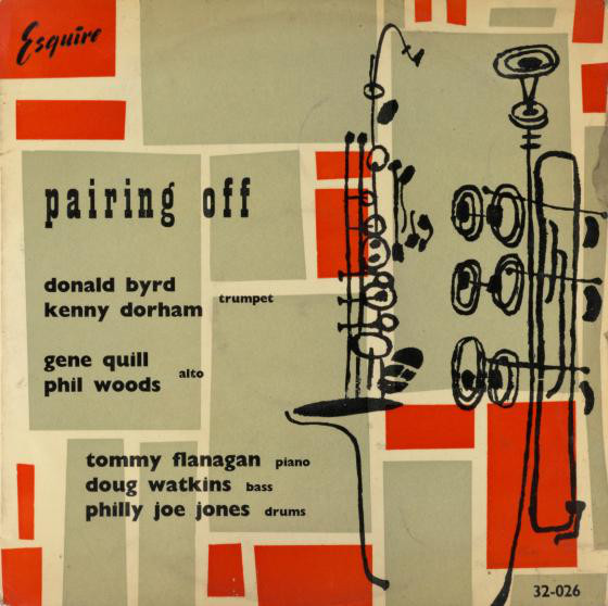 phil woods - pairing off 32-026 esquire
