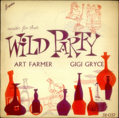 art farmer - music for that wild party 32-037
