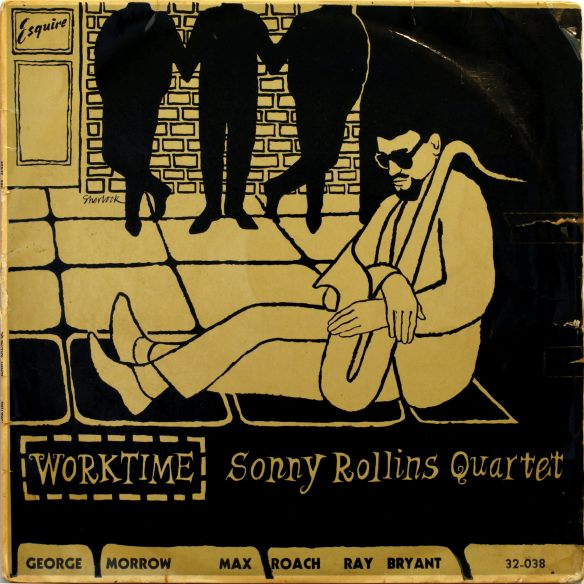 sonny rollins - worktime esquire