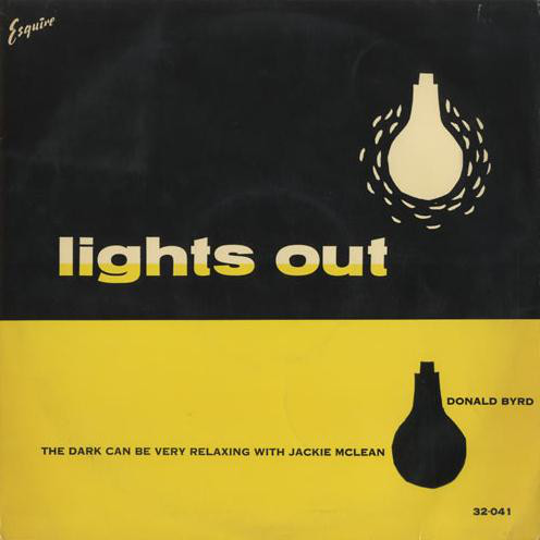jackie mclean - lights out 32-041 esquire
