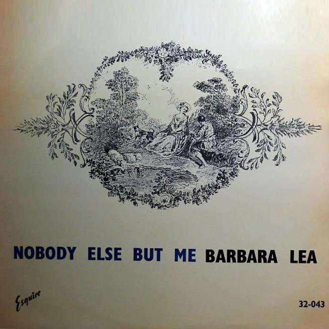 barbara lea - nobody else but me 32-043