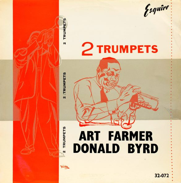 art farmer - two trumpets esquire 32-072