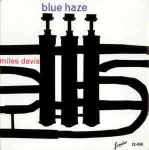 miles davis - blue haze 32-088 esquire