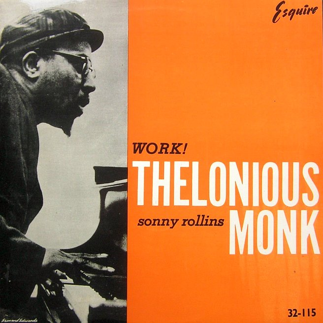 thelonious monk work 32-115