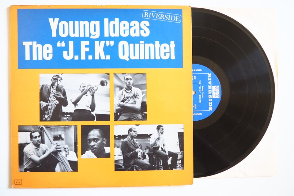 jfk quintet - young ideas riverside