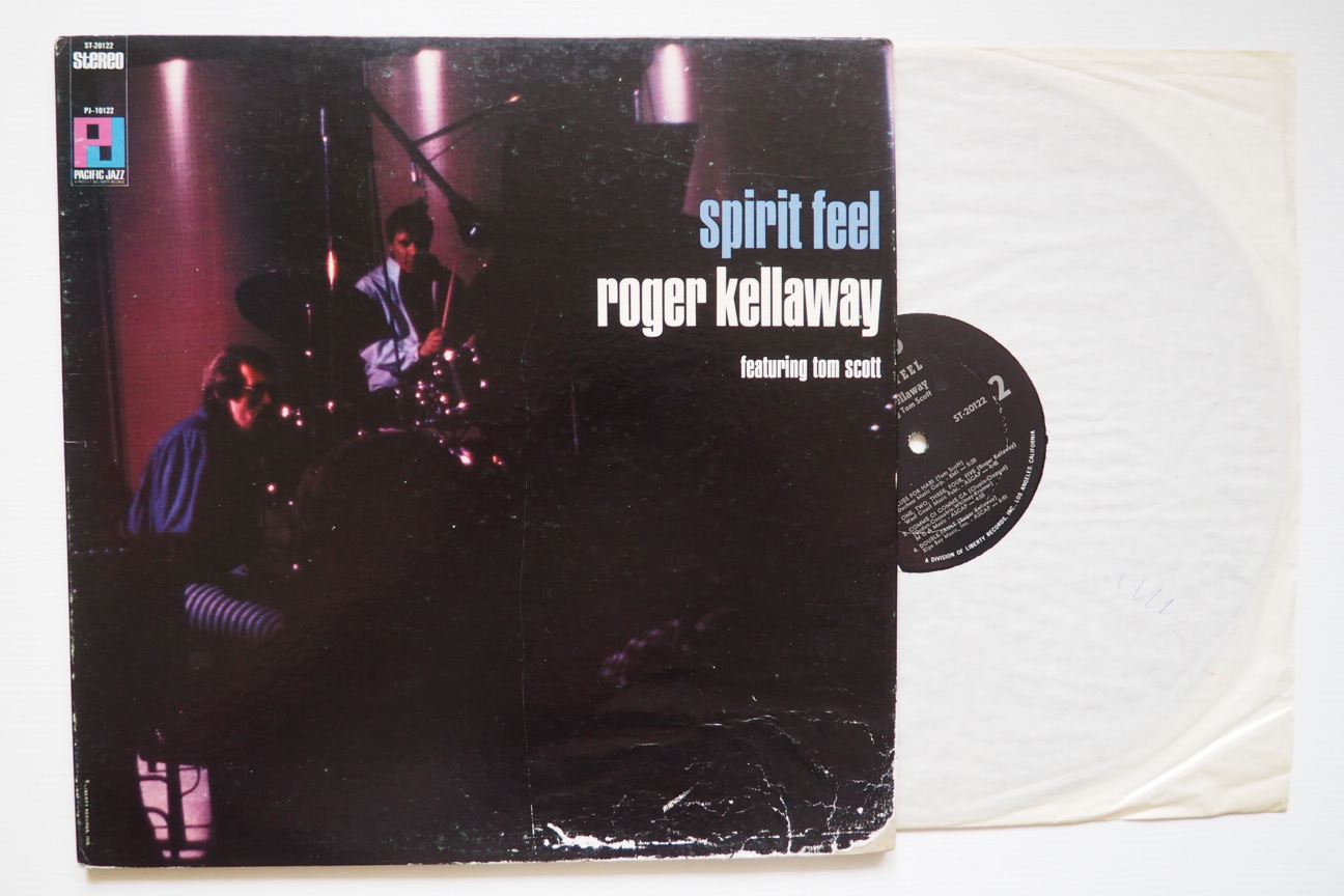 roger kellaway tom scott - the spirit feel pacific