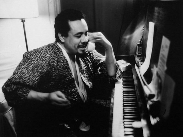 mingus at the piano
