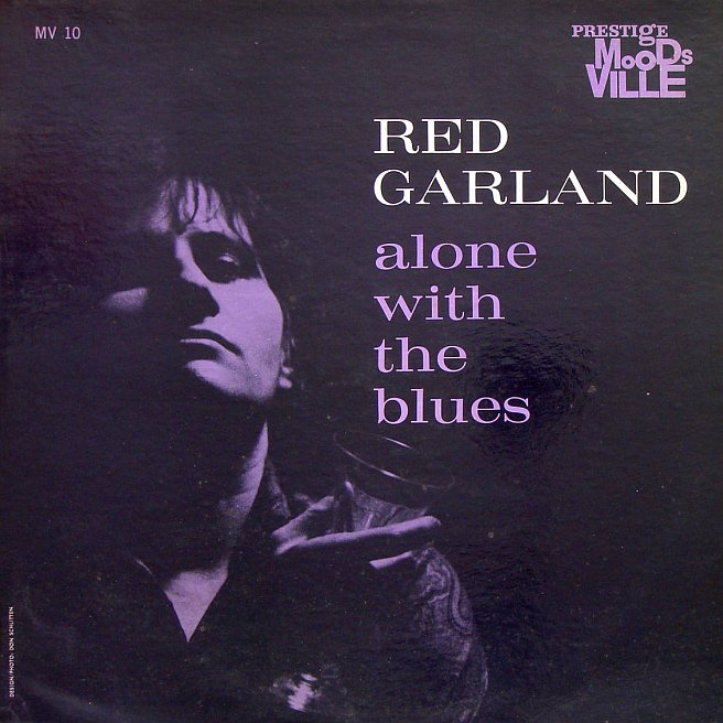 red garland - alone with the blues moodsville 10