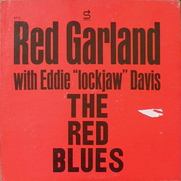 red garland - the red blues status 1