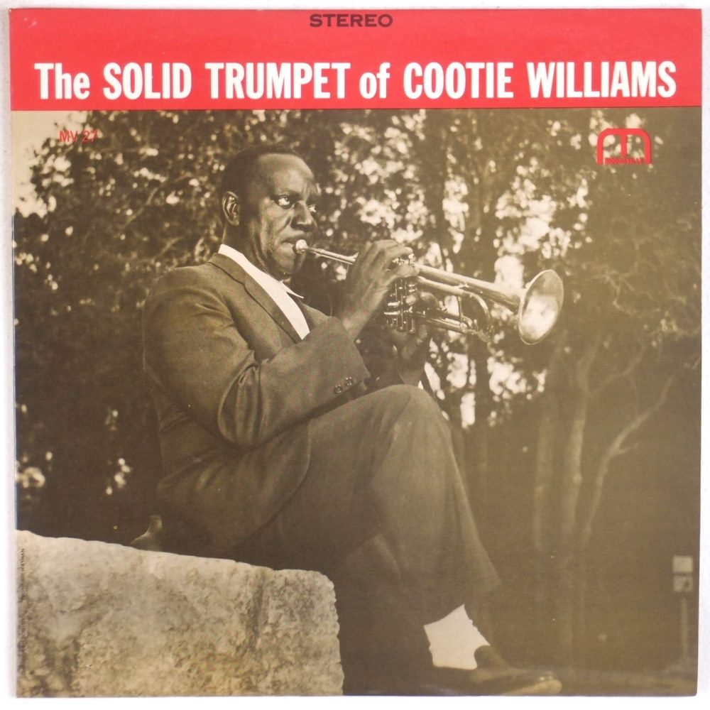 cootie williams - solid trumpet of 27