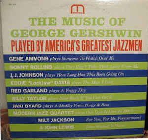 various artists - music of george gershwin moodsville 33