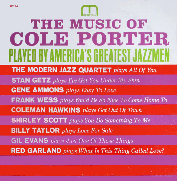 various artists - music of cole porter 34
