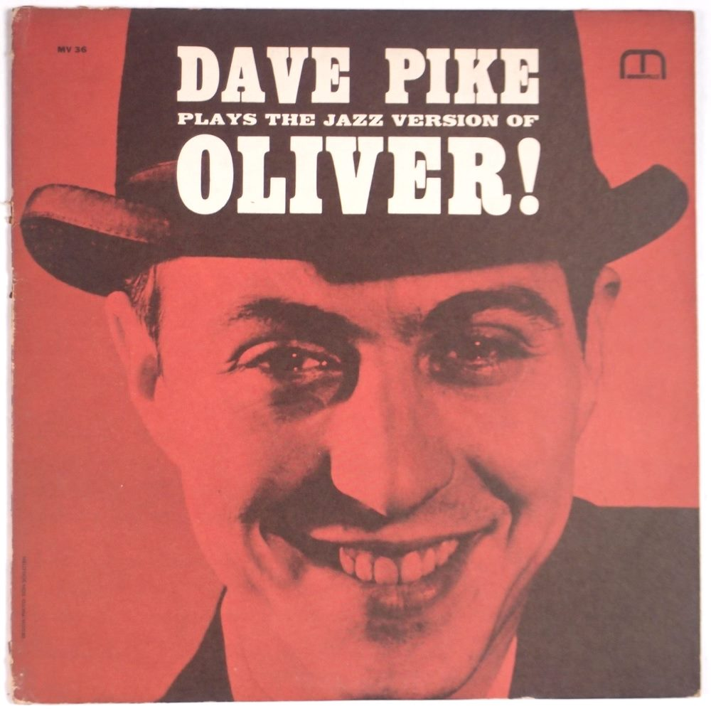 dave pike - plays jazz version of oliver 36