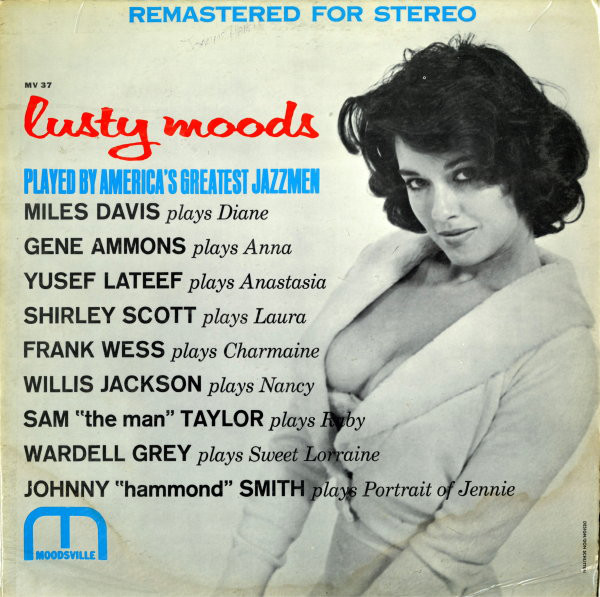 various artists - lusty moods 37