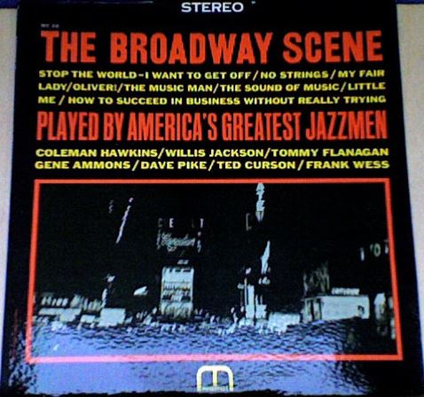 various artists - the broadway moodsville 38
