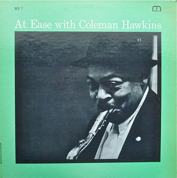 coleman hawkins - at east second cover