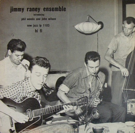 jimmy raney - quartet 1101