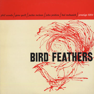 various artists - bird feathers 8204