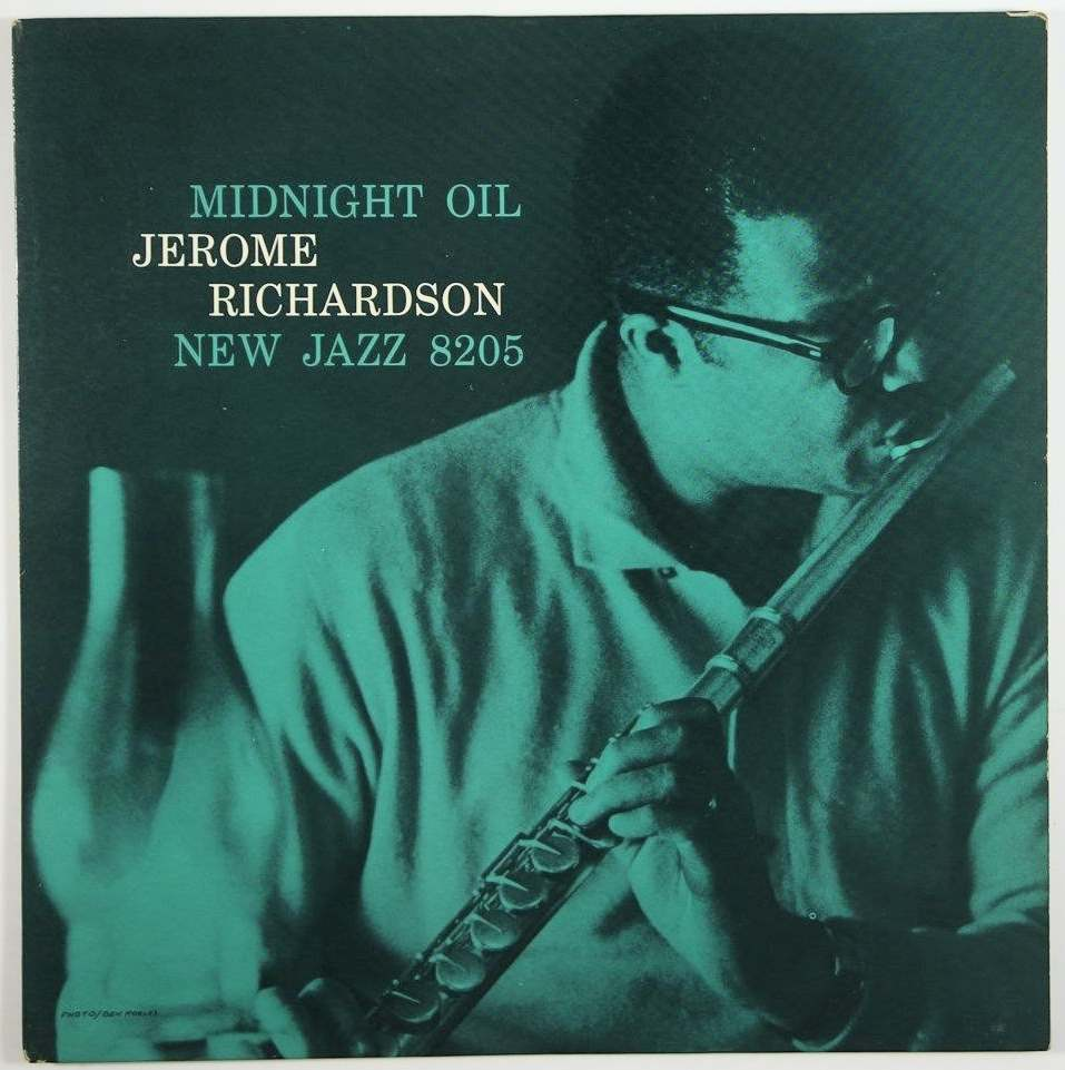 jerome richardson - midnight oil 8205