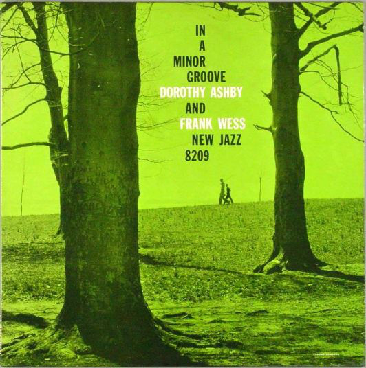 dorothy ashby - in a minor groove 8209