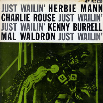 herbie mann charlie rouse - just wailing 8211