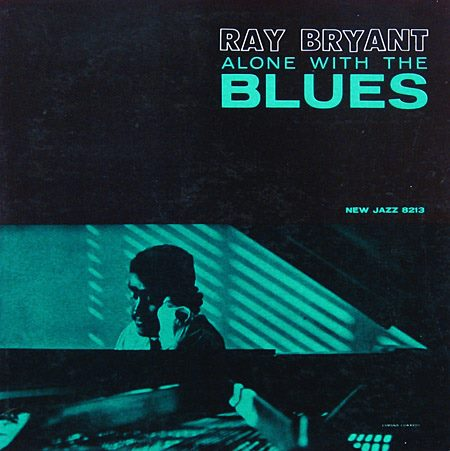 ray bryant - alone with the blues 8213