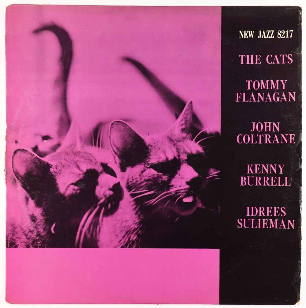 tommy flanagan, john coltrane - the cats 8217