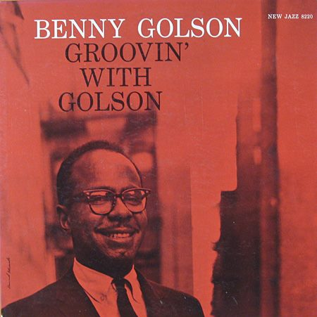 benny golson - groovin' with golson 8220