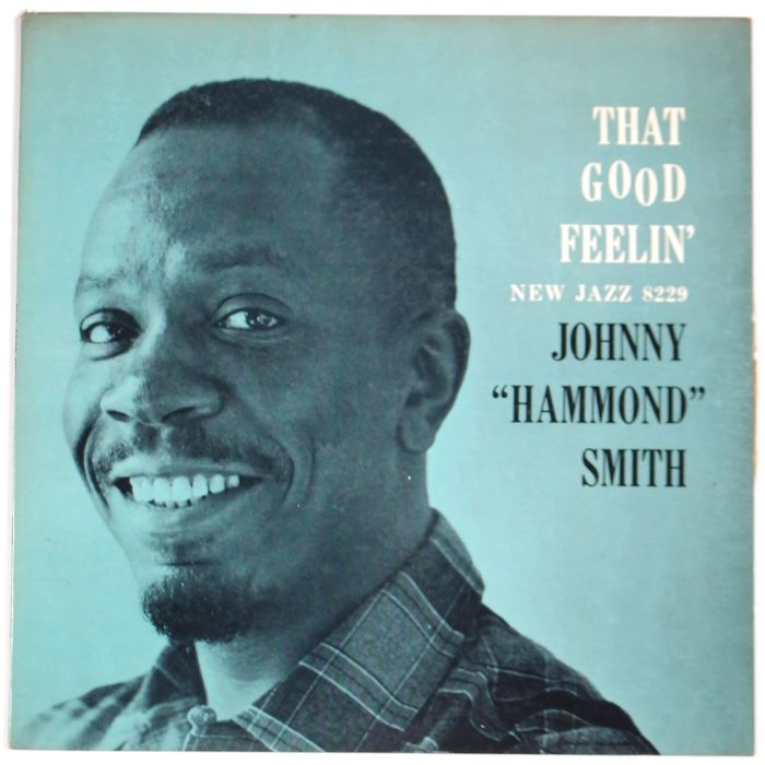 johnny hammond smith - that good feeling 8229