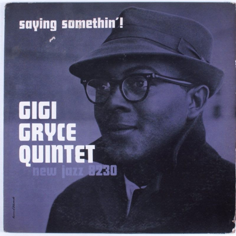 gigi gryce - saying something 8230