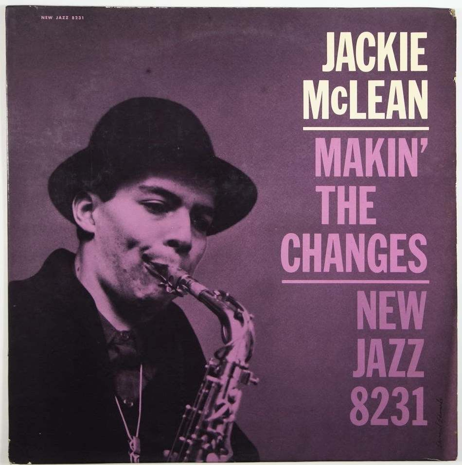 jackie mclean - making changes 8231