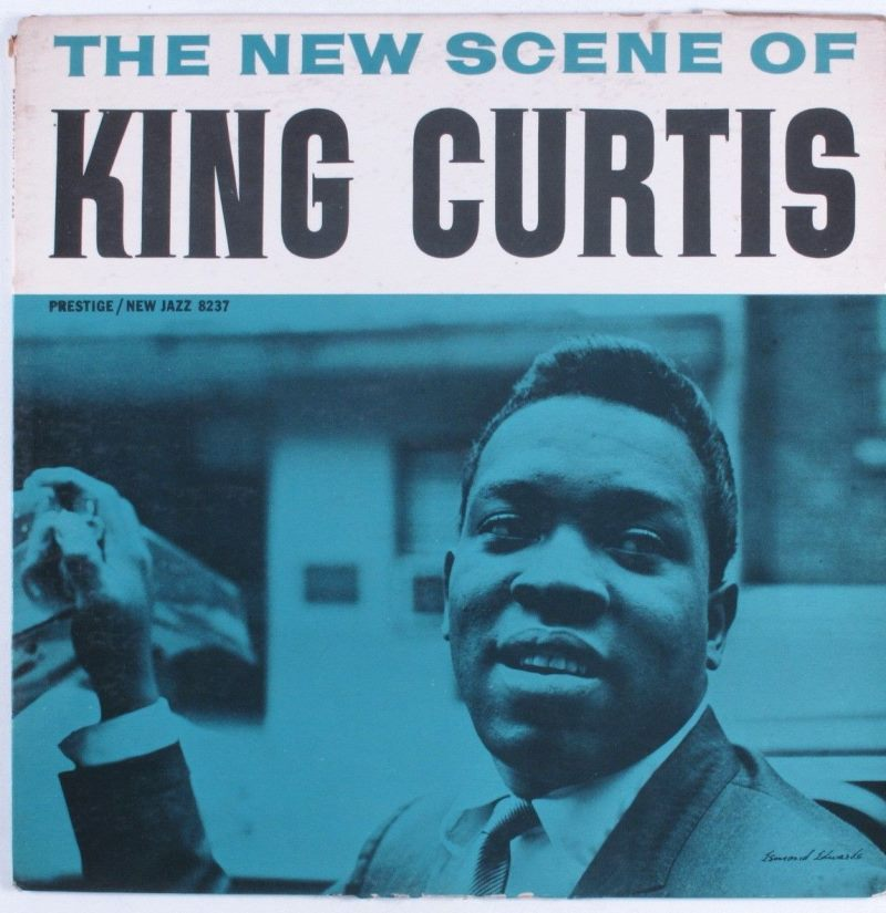 king curtis - the new scene of 8237