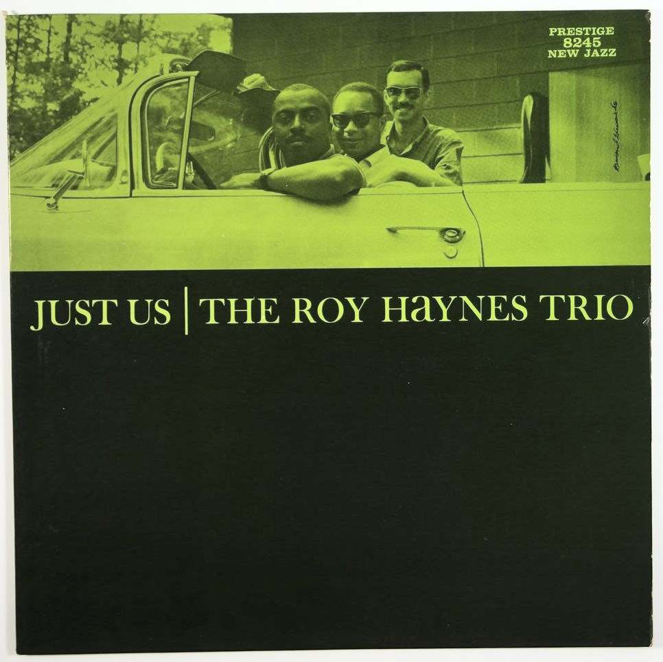 roy haynes - just us 8245