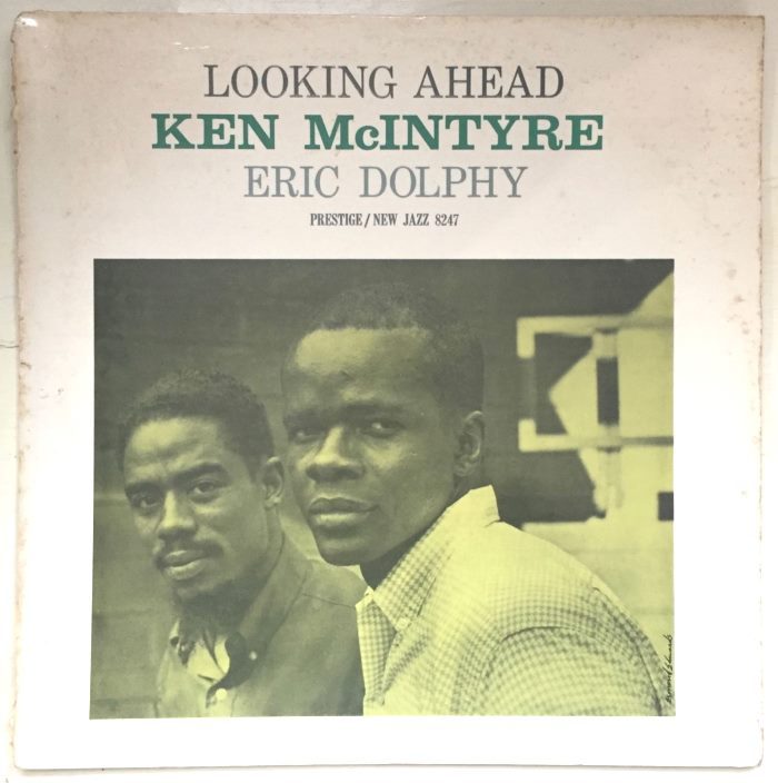 ken mcintyre, eric dolphy - looking ahead 8247