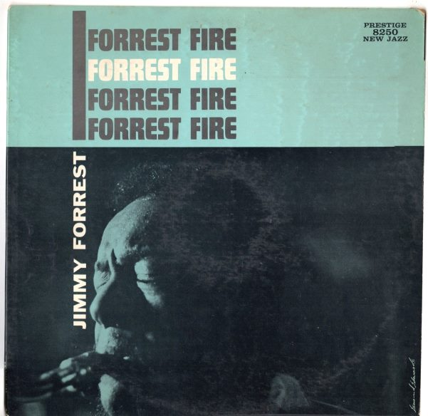 jimmy forrest - forrest fire  8250