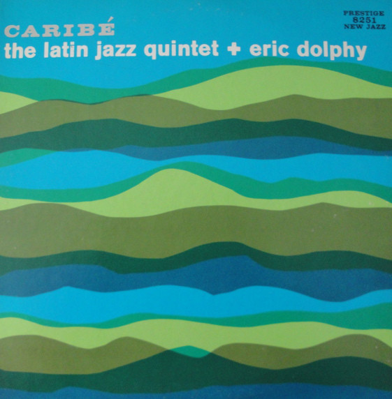 the latin jazz quintet eric dolphy 8251