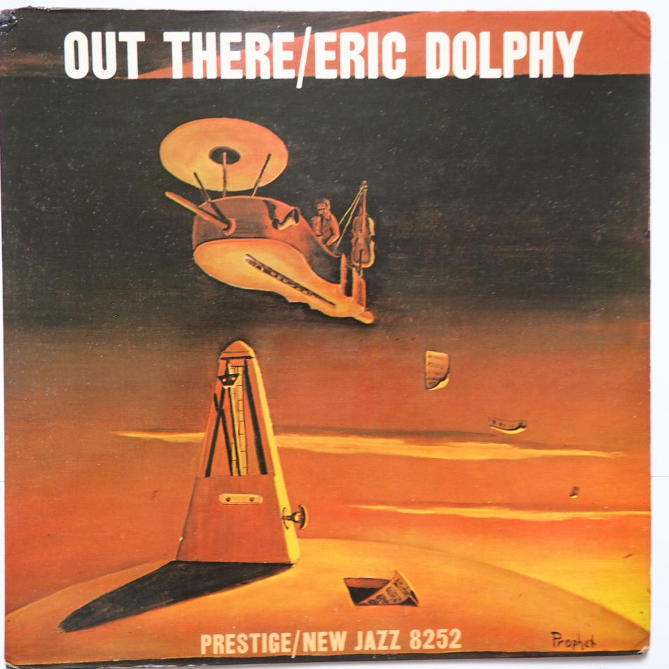 eric dolphy - out there 8252